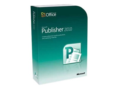 Microsoft Publisher 2010 Key