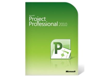 Microsoft Project Professional 2010 Key