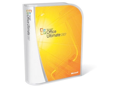 Microsoft Office 2007 Ultimate Key