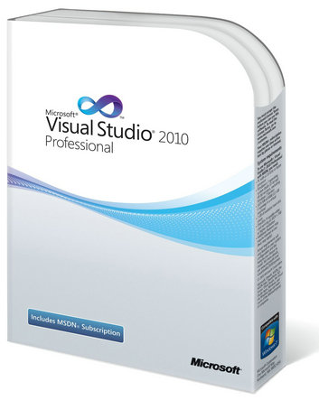Visual Studio 2010 Professional Key