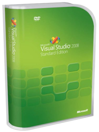 Visual Studio 2008 Standard Key