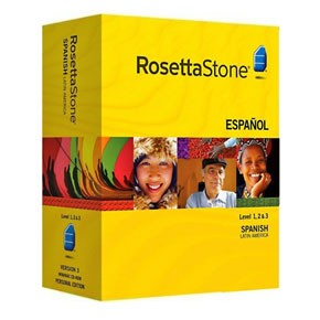 Rosetta Stone Spanish (Latin America) Level 1, 2, 3, 4, 5 Set product key