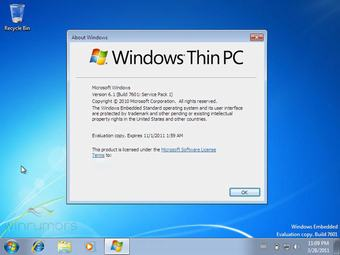 Windows Thin PC product key