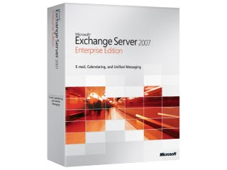 Microsoft Exchange Server 2007 Standard and Enterprise Editions product key