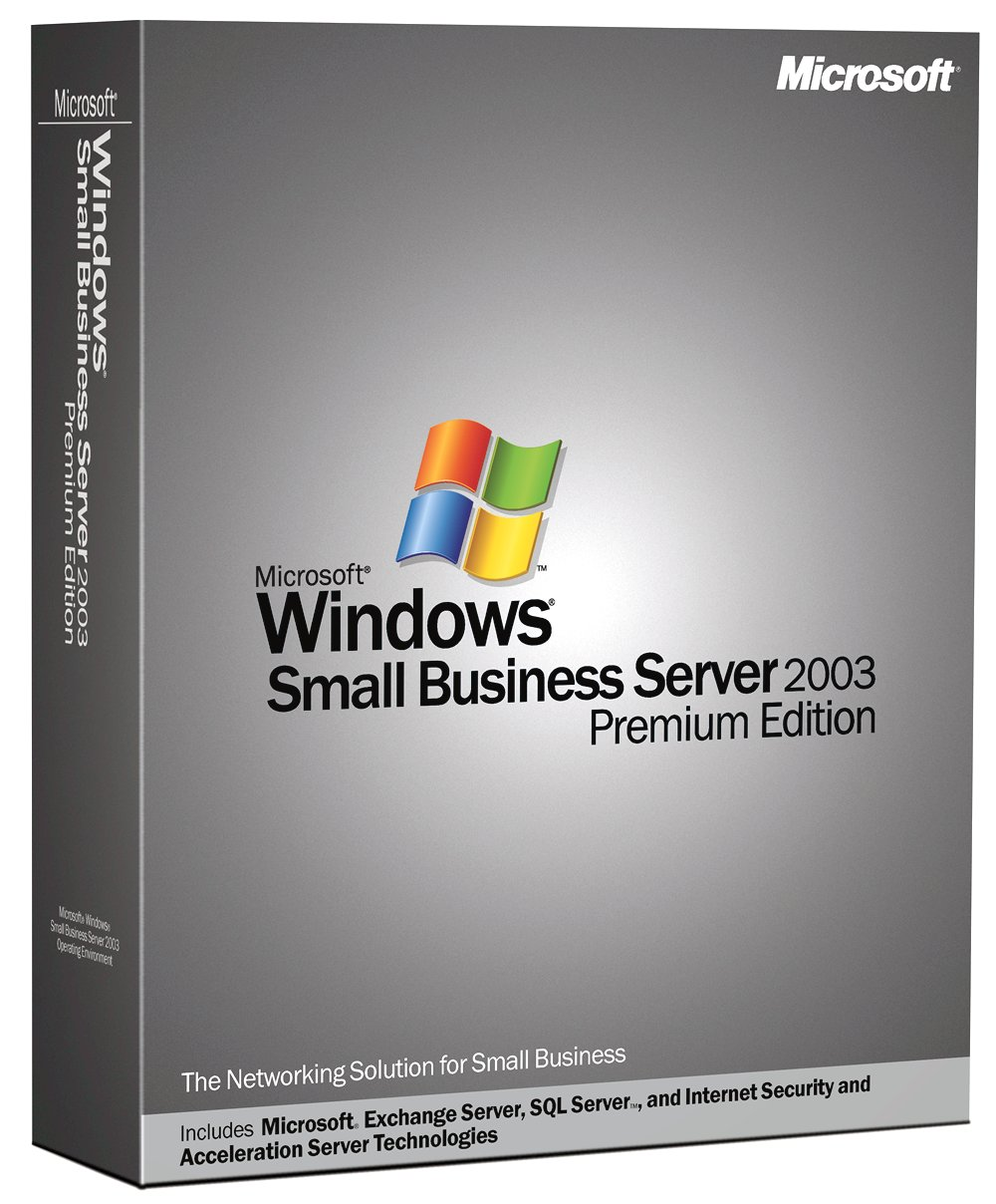 Windows Small Business Server 2003 Premium Edition product key