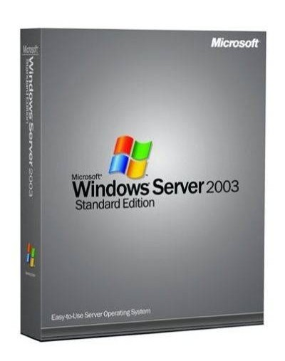 Windows 2003 Standart R2 SP2 product key