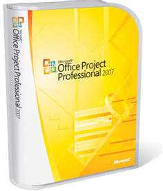 Microsoft Office Project Professional 2007 SP2 product key