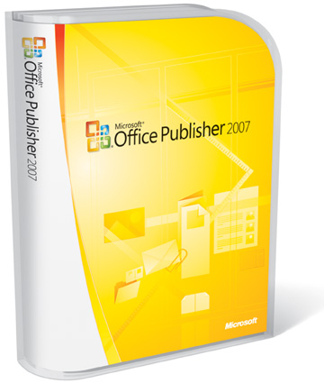 Microsoft Office Publisher 2007 product key