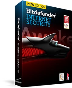 Bitdefender internet security (2years 3 pcs) product key