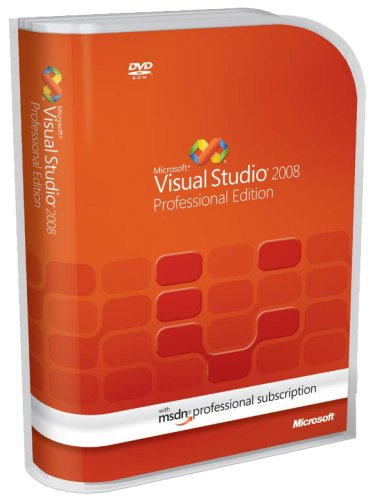 Visual Studio 2008 Professional product key
